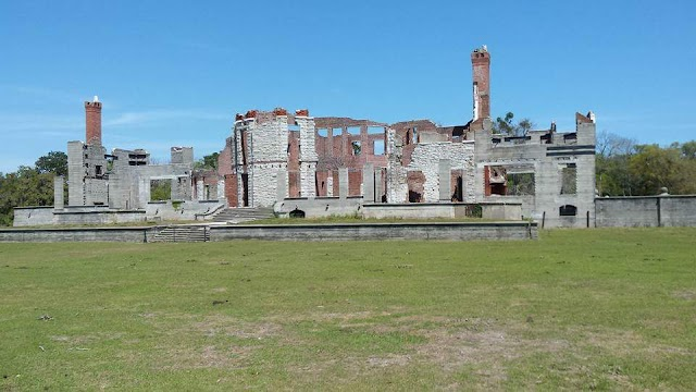 Cumberland Island National Seashore Visitor Center