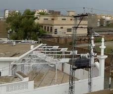 Masjid Rehmat u lil Alameen hyderabad
