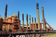 Sloss Furnaces National Historic Landmark, Birmingham, United States