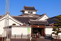 Chiba Sekiyado Castle Museum, Noda, Japan