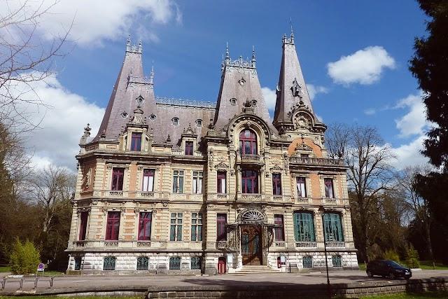 Chateau de Marbeaumont - Médiathèque Jean Jeukens