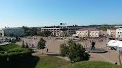 Памятник Юрию Долгорукому на фото Дмитрова