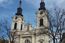 Orthodox Cathedral of St Nicholas, Sremski Karlovci, Serbia