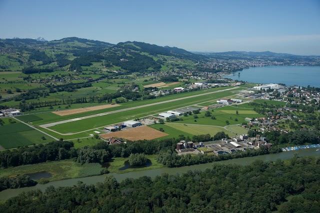 Flugplatz Sankt Gallen-Altenrhein