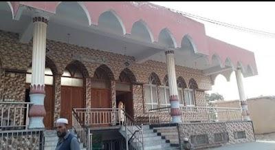 د روزه دار جامع مسجد Rozadar Jamia Masjid