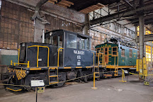 The Elgin County Railway Museum, Saint Thomas, Canada