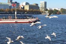 Europa Passage, Hamburg, Germany