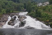 Hellesyltfossen, Hellesylt, Norway