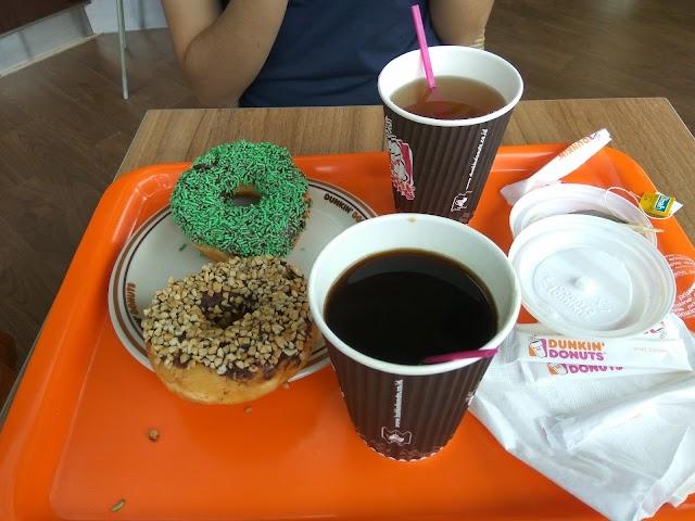 Dunkin Donuts Gramedia Yogya