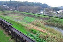 Sakasaijoato Park, Bando, Japan