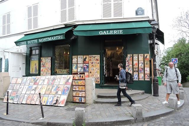 Galarie Butte Montmartre