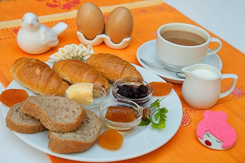 Süt Yumurta Reçel Resim 7