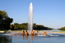 Bassin d'Apollon, Versailles, France