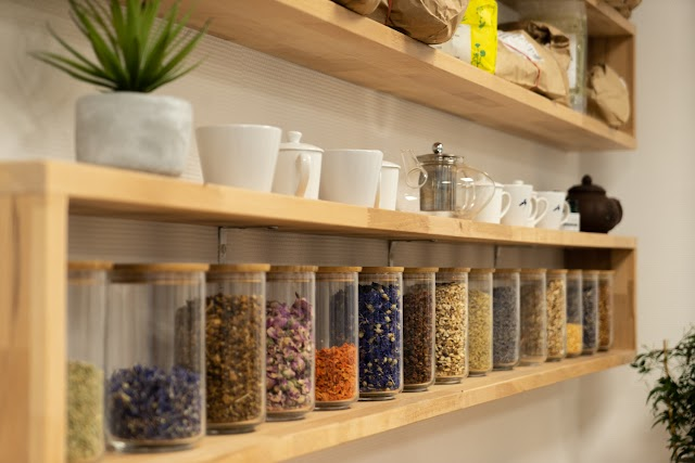 Chabiothé - sélection de thés et plantes Bio