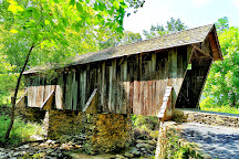 Pisgah Covered Bridge, Asheboro, United States