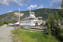 S.S. Keno National Historic Site, Dawson City, Canada