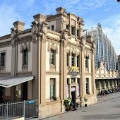 Автобусная станция  Barcelona Nord