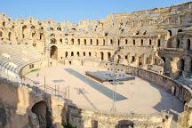 Amphitheatre of El Jem, El-Jem, Tunisia