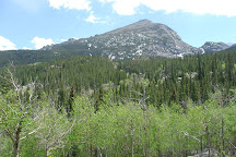 Glacier Gorge Junction Trailhead, Rocky Mountain National Park, United States