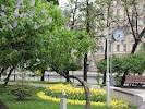 Садово-Триумфальный сквер, Оружейный переулок, дом 13, строение 1 на фото Москвы