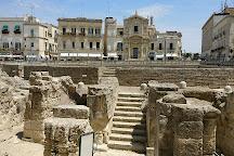 Teatro Romano di Lecce, Lecce, Italy