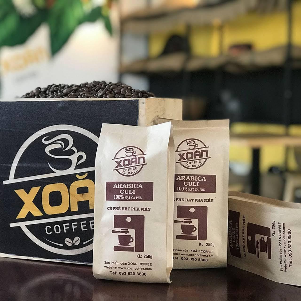 Xoăn Coffee - Cà phê và Trà - Quán Cà Phê