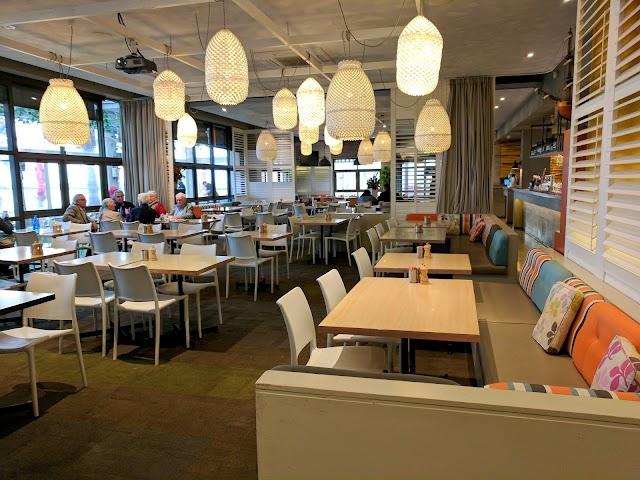 Beachcomber Cafe St Kilda