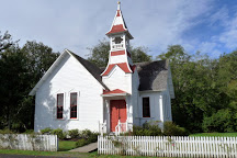 Oysterville Church, Oysterville, United States