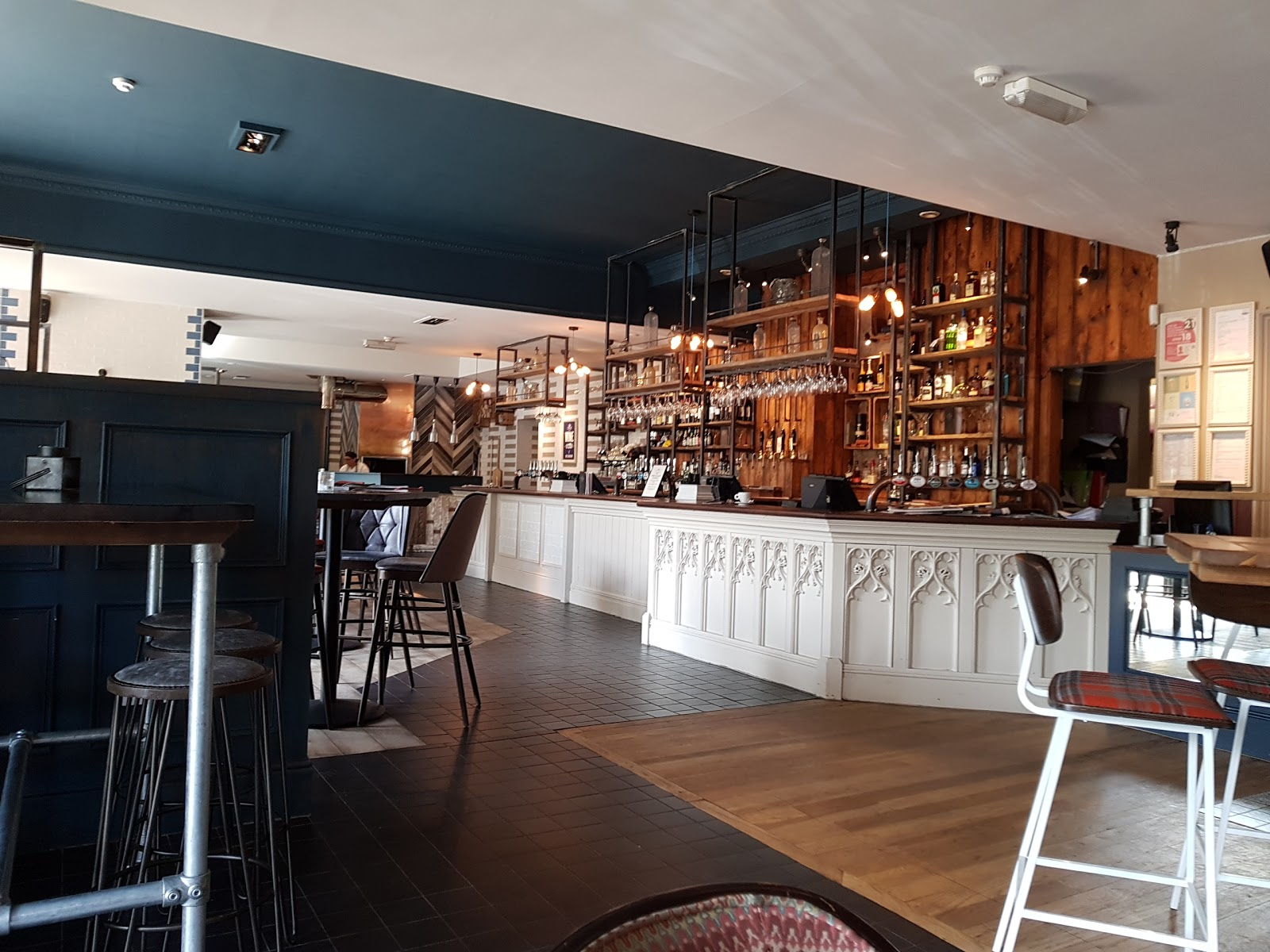 The Florentine: A Work-Friendly Place in Sheffield