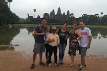 Experiencia Camboja, Siem Reap, Cambodia