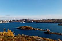 Kola Bay, Murmansk, Russia