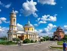 Крестовоздвиженская Церковь, улица Зайцева, дом 32 на фото Коломны