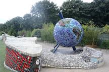 Jardin Nelson-Mandela, Paris, France