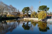 Roda do parque do Mouchao, Tomar, Portugal