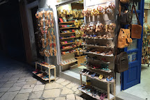 Corfu Sandals, Corfu Town, Greece