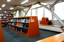 Kobe Municipal Chuo Library, Kobe, Japan