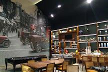 Caruso Lounge, Sao Paulo, Brazil