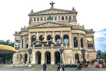 Old Opera House (Alte Oper), Frankfurt, Germany
