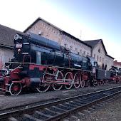 Железнодорожная станция  Oradea