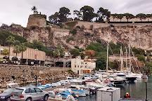 Les Jardins Saint Martin et Sainte Barbe, Monaco-Ville, Monaco