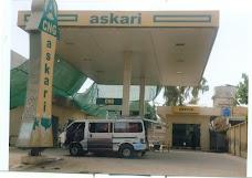 Askari CNG Station larkana
