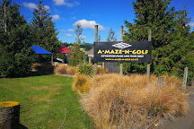A Maze N Golf, Hanmer Springs, New Zealand