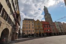 Altstadt von Innsbruck, Innsbruck, Austria
