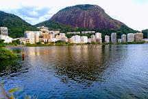 Rodrigo de Freitas Lagoon, Rio de Janeiro, Brazil
