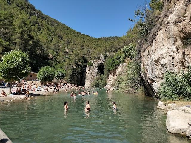 Montanejos Hot Springs