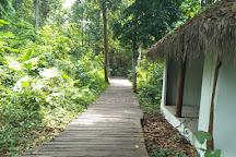 Green Jungle Park@Hoi Khua Waterfall, Luang Prabang, Laos