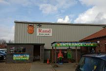 Rand Farm Park, Rand, United Kingdom