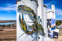 Waikerie Silo Art, Waikerie, Australia