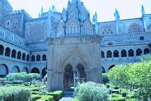 Royal Monastery of Santa María de Guadalupe, Caceres, Spain