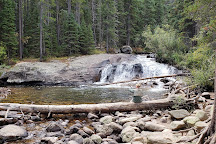 Calypso Cascades, Rocky Mountain National Park, United States